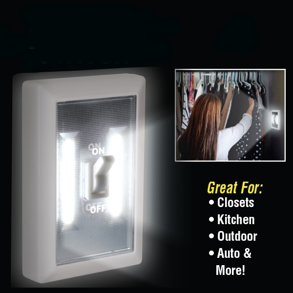 Super Bright Wireless Light Switch