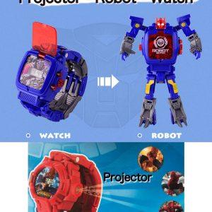 3 in 1 robot watch